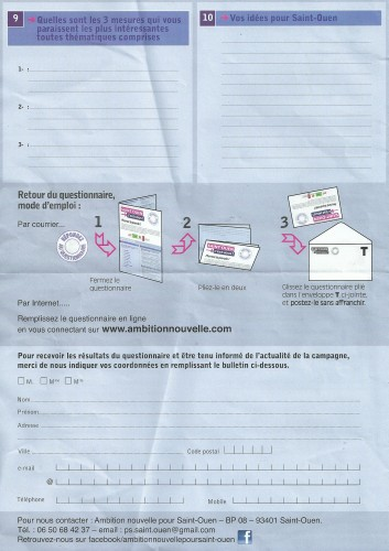 questionnaire p 4