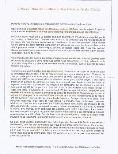 intervention cara p1 1