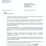 lettre Leroux