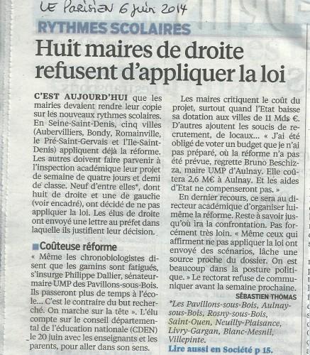 le parisien 6 6 2014