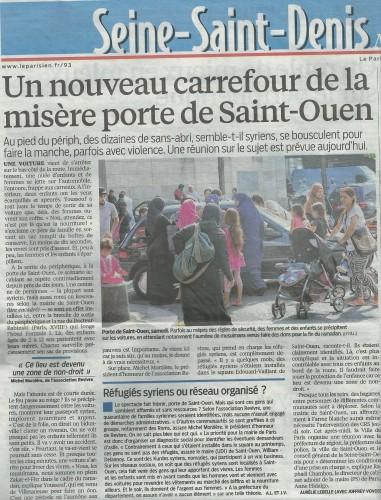 parisien syrien