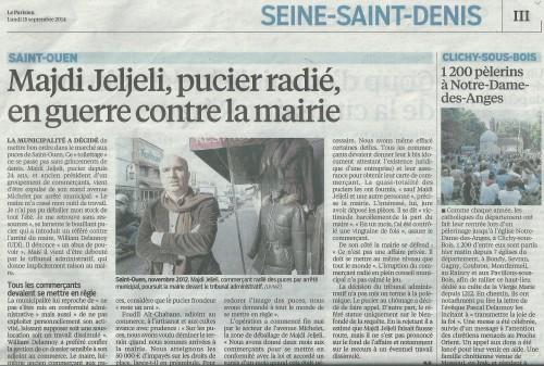 jeljeli Parisien 15 09 2014
