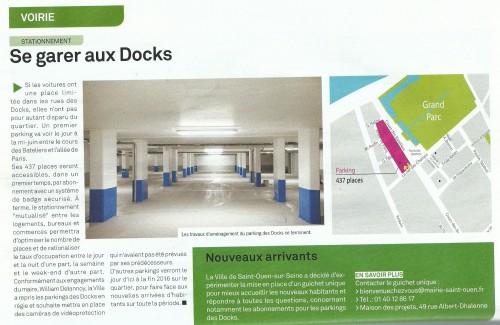 parking Docks