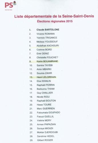 liste PS regionales 2015 1