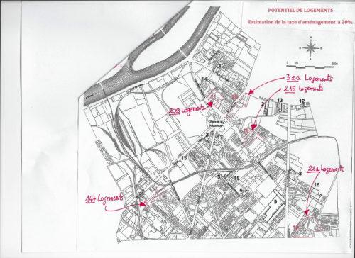 Potentiel logements TA
